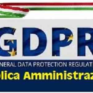GDPR e privacy nella PA