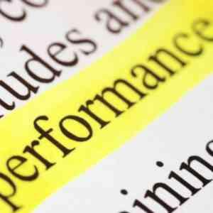 Performance delle P.A.
